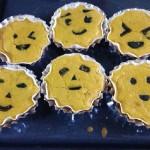 ハロウィンに子供と楽しめるお菓子の作り方★簡単かぼちゃタルト