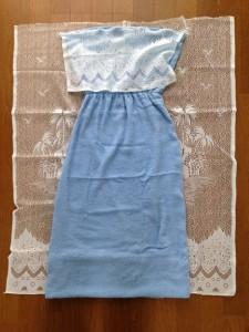 5.スカートに縫い付ける前
