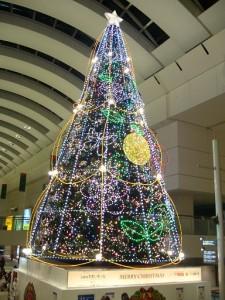 クイーンズスクエア横浜シンキングツリー
