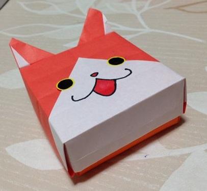 クリスマス 折り紙 折り紙 入れ物 : richlife100.com