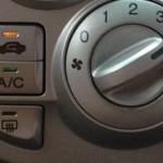 車の冷房入れ方は?今更聞けないa/cボタンや内気循環と外気導入とは?