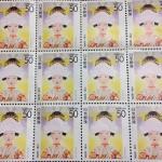 結婚式の招待状切手は慶事用以外駄目?2枚貼るのは?オリジナルは?
